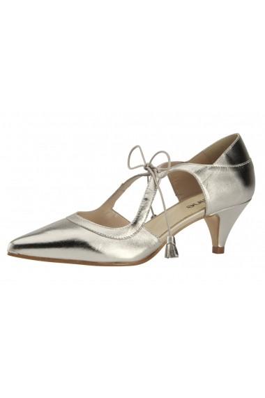 Pantofi cu toc Heine 85253363 Argintiu