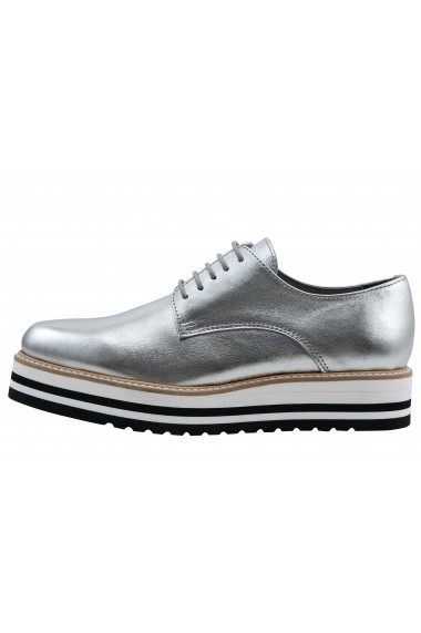 Pantofi Heine 38092006 argintiu