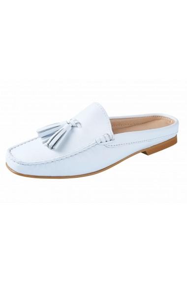 Papuci Heine 99891106 alb