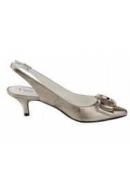 Pantofi cu toc cu toc Heine 40463442 auriu