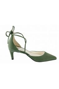 Pantofi cu toc cu toc Heine 86046363 verde