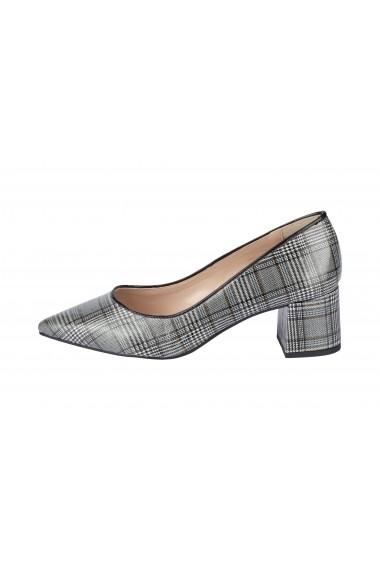 Pantofi cu toc Heine 43307811 negru