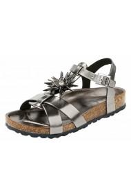 Sandale Heine 005057 argintiu