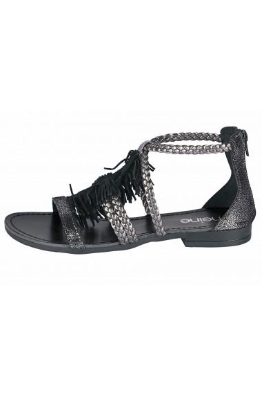 Sandale Heine 30523004 negru