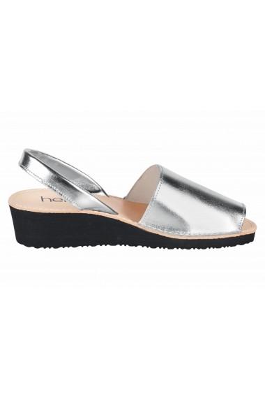 Sandale Heine 42714220 argintiu