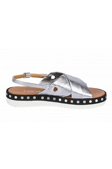 Sandale Heine 70730239 argintiu