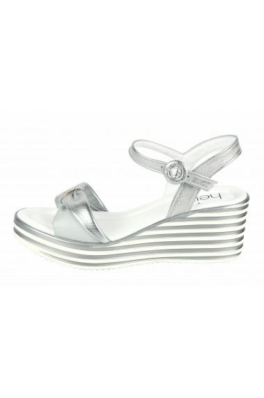 Sandale Heine 88047163 Argintiu