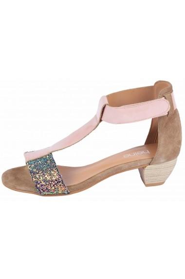 Sandale Heine 55309927 roz