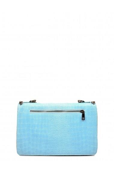 Geanta de umar Carla Ferreri SS19 CF 8045 Albastru
