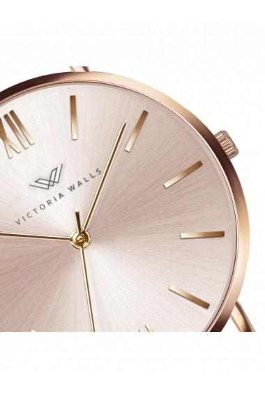 Ceas Victoria Walls SBV-VRGA052520-Mixed Argintiu