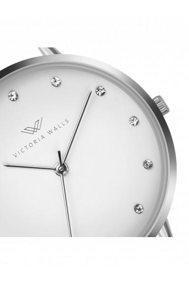 Ceas Victoria Walls SBV-VSB042514-Mixed Argintiu