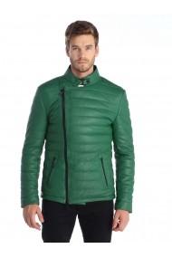 Jacheta din piele Giorgio di Mare GI2388984 Verde