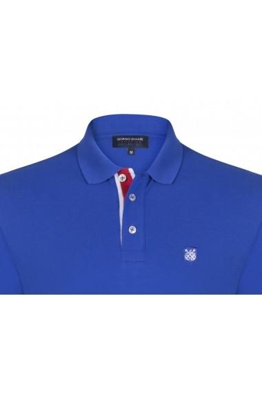 Tricou Polo Giorgio di Mare GI3647939 Albastru