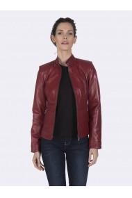 Jacheta din piele Giorgio di Mare GI2374519 Rosu
