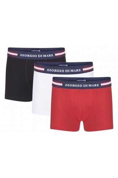 Set 3 boxeri Giorgio di Mare GI5007004 Negru