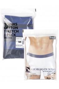 Set 3 boxeri Giorgio di Mare GI4451537 Negru