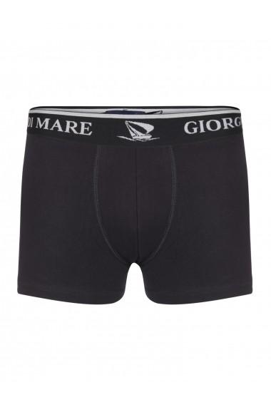 Set 3 boxeri Giorgio di Mare GI9825310 Negru