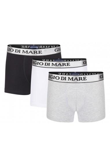 Set 3 boxeri Giorgio di Mare GI8341264 Negru
