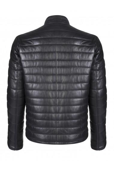 Jacheta din piele FELIX HARDY FE3643155 Negru - els