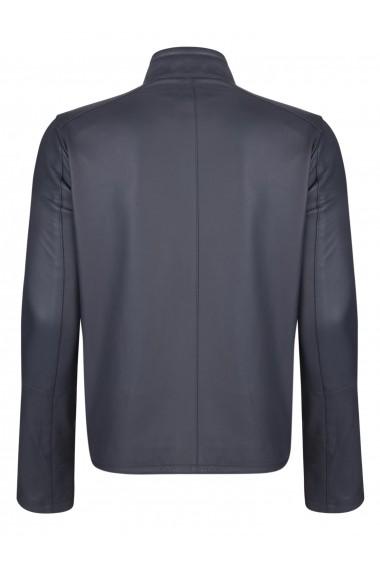 Jacheta din piele FELIX HARDY FE2874795 Bleumarin - els