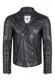 Jacheta din piele FELIX HARDY FE5135481 Negru