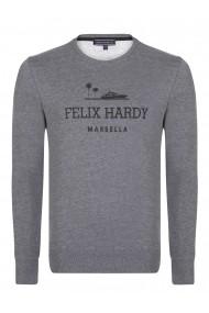 Bluza FELIX HARDY FE1809004 Gri
