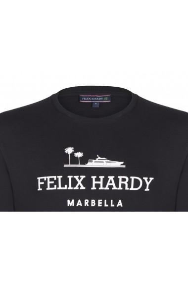 Bluza FELIX HARDY FE3907121 Negru