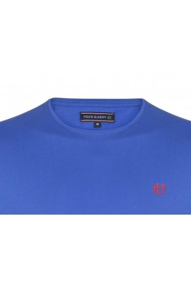 Tricou FELIX HARDY FE3585653 Albastru - els