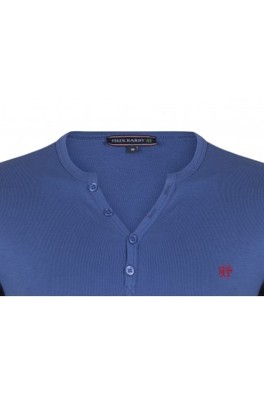 Tricou FELIX HARDY FE3048684 Albastru - els