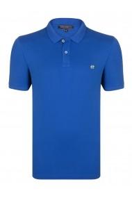 Tricou polo FELIX HARDY FE6686320 albastru