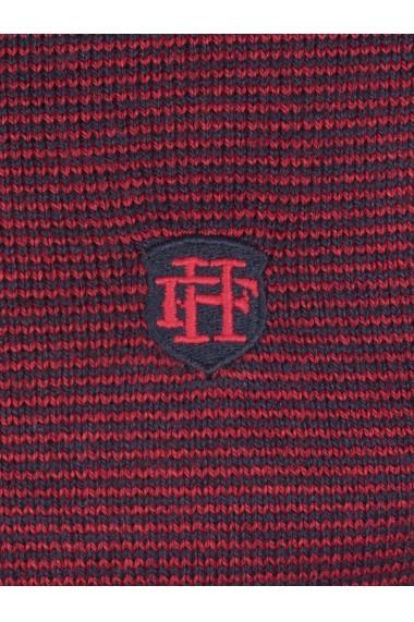 Pulover FELIX HARDY FE2325491 Bordo - els