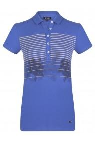 Tricou Polo FELIX HARDY FE3313023 Albastru