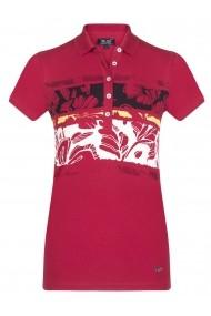 Tricou Polo FELIX HARDY FE2860381 Bordo