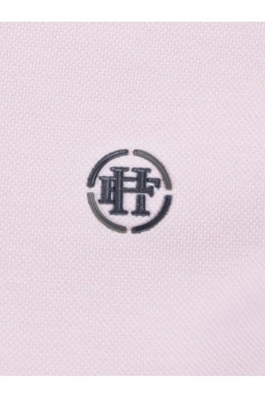 Tricou Polo FELIX HARDY FE6552611 Roz - els