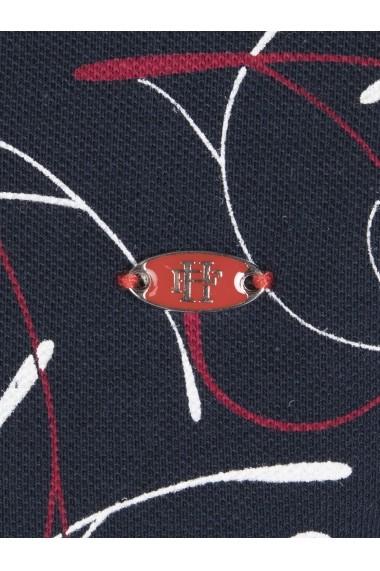 Tricou Polo FELIX HARDY FE4635623 Bleumarin