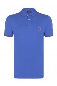 Tricou Polo FELIX HARDY FE3454095 Albastru