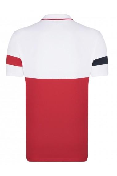 Tricou Polo FELIX HARDY FE2684386 Rosu