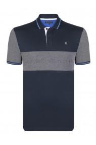 Tricou Polo FELIX HARDY FE6316715 Bleumarin