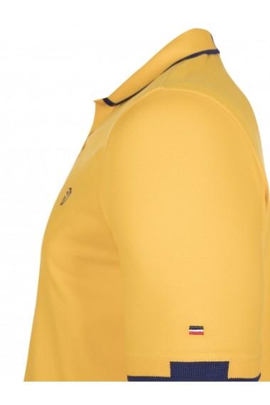 Tricou Polo FELIX HARDY FE2272307 Galben