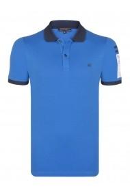 Tricou Polo FELIX HARDY FE1954884 Albastru