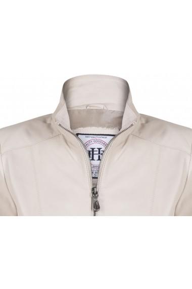Jacheta din piele FELIX HARDY FE1736634 Bej
