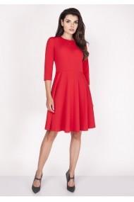 Rochie NAOKO GLB-AT105 RED rosie - els