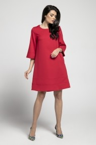 Rochie NAOKO GLB-AT191 RED rosie