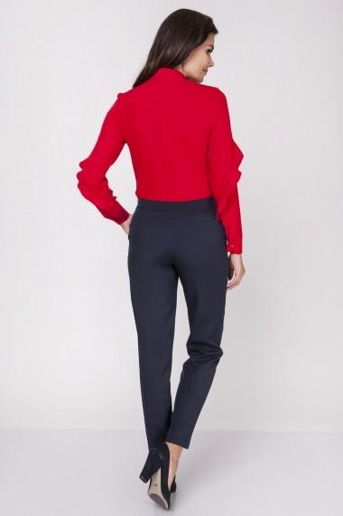 Pantaloni NAOKO GLB-AT136 NAVY Bleumarin