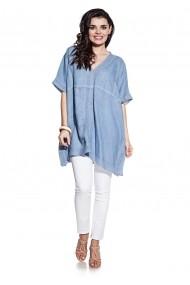 Tunica COSMO GLB-COSMO 5C516 jeans9 Albastru