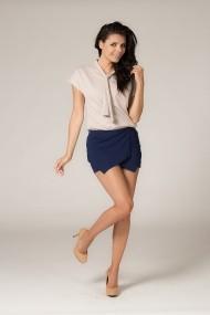 Pantaloni scurti Mia Mo GLB-F126 NAVYBLUE Bleumarin - els