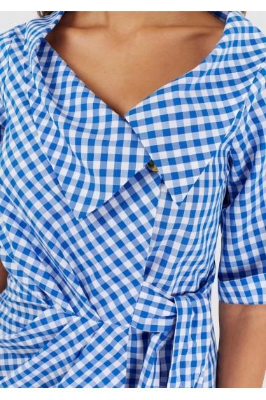 Bluza CLOSET LONDON B3009 Albastru - els
