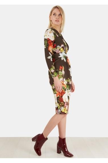 Rochie CLOSET LONDON JD2595 Multicolor - els