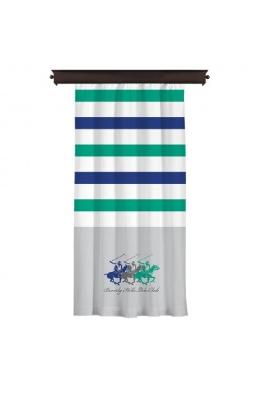 Draperie Beverly Hills Polo Club ASR-176BHP8801 Multicolor