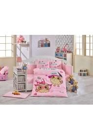 Set lenjerie de pat pentru copii Hobby 113HBY0046 Multicolor